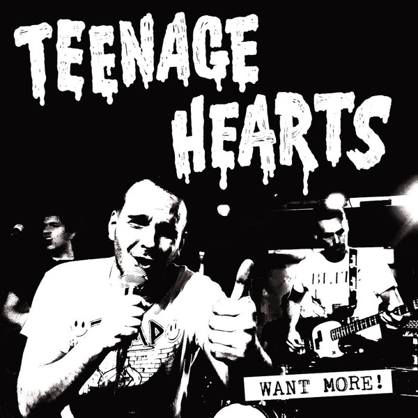 "Teenage Hearts - Want More! 12""LP"