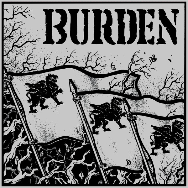 "Burden – Fate Of A Nation 7""EP"