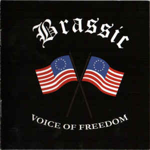 Brassic ‎? Voice Of Freedom CD