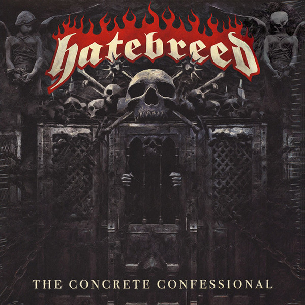 "Hatebreed ‎– The Concrete Confessional 12""LP (čirý)"