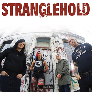 "Stranglehold - Hold On 7""EP (Red)"