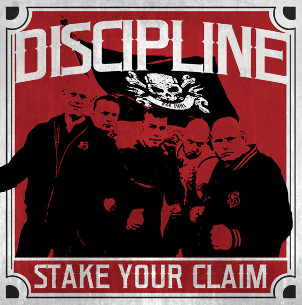 Discipline – Stake Your Claim CD