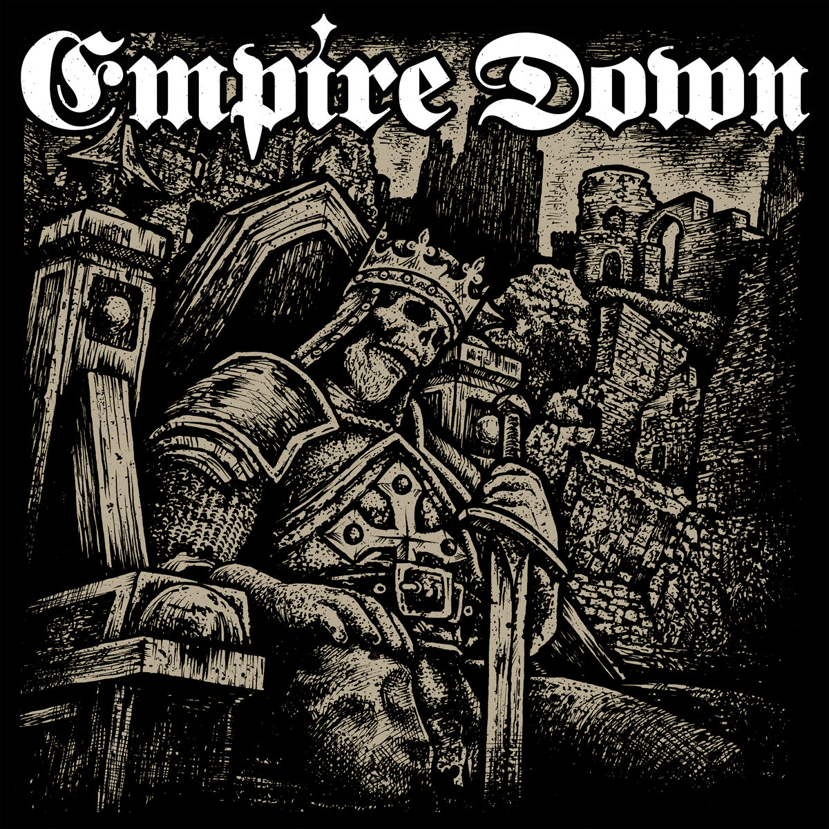 "Empire Down ‎? Bastards For The Butcher 7""EP (US Import)"